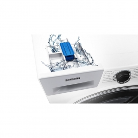 Samsung 8kg 1400 Spin Washing Machine - White - A+++ Rated - 3