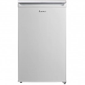 Lec 50cm Undercounter Freezer - White - A+ Rated - 0
