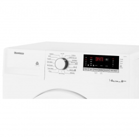 Blomberg 6kg 1200 Spin Slim Depth Washing Machine - White - A+++ Rated - 1