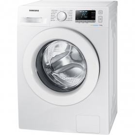 Samsung 7kg 1400 Spin Washing Machine - White - A+++ Rated - 1