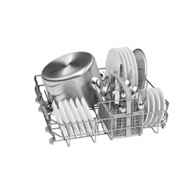 Bosch Full Size Dishwasher - White - A++ Rated - 4