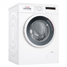 Bosch 7kg 1400 Spin Washing Machine - White - A+++ Rated - 0