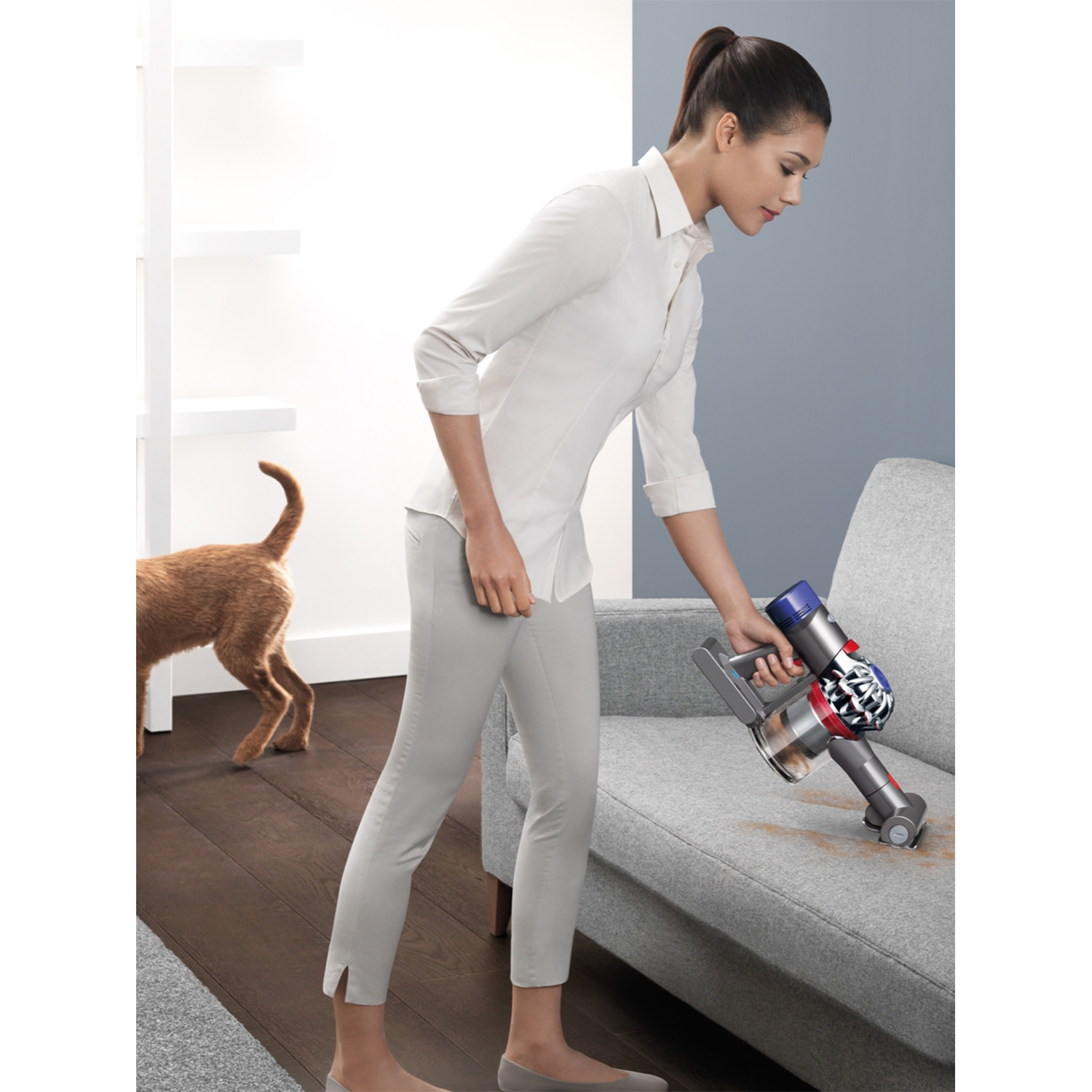 Dyson V7ANIMALPLUS Cordless Vacuum Cleaner - 30 Minute Run Time - 5