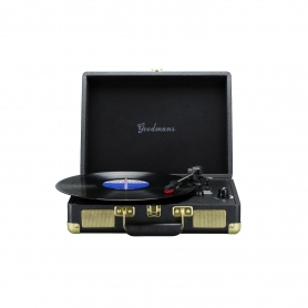 Goodmans Portable Turntable