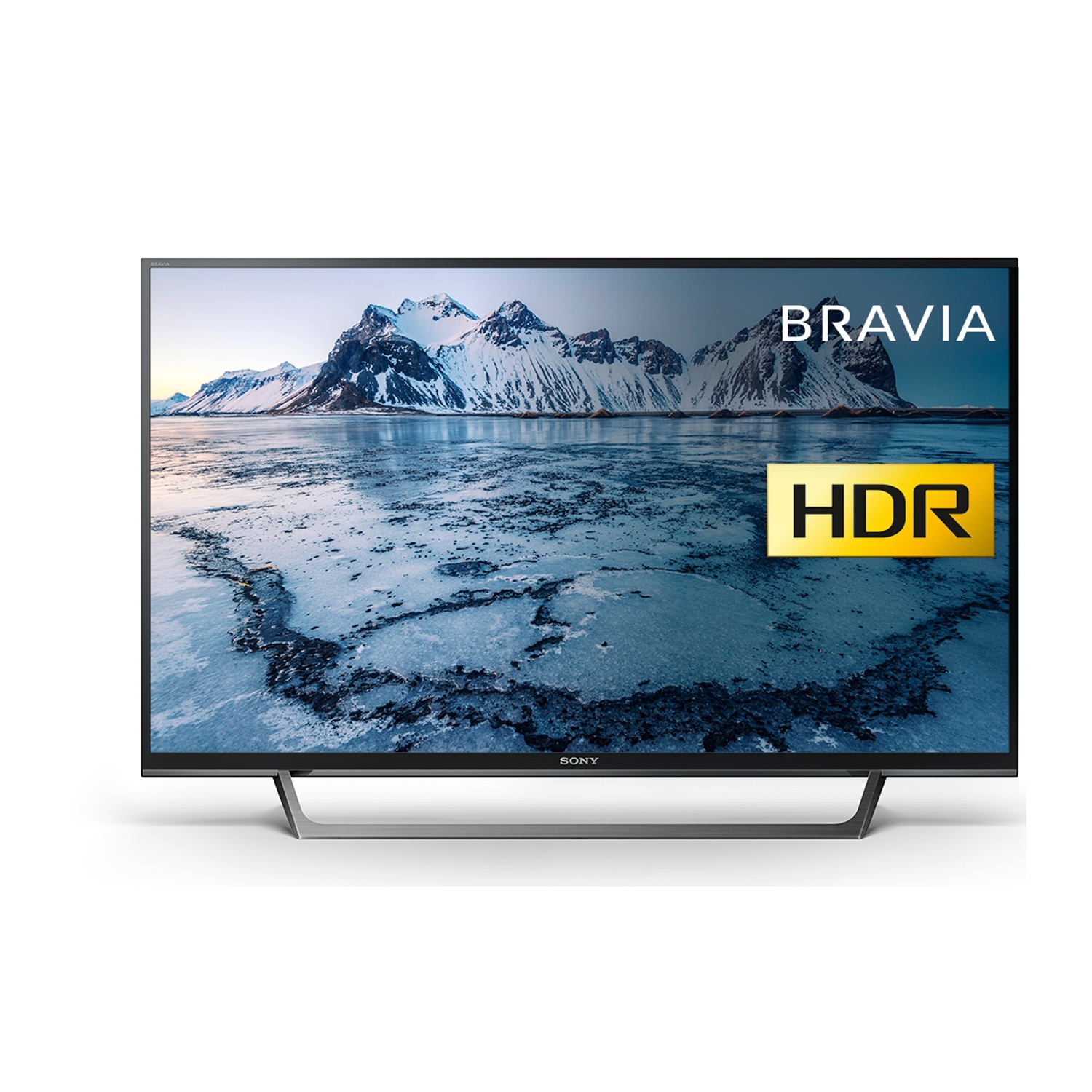 "Sony 32"" HD Ready HDR SMART TV - Freeview Play - Black - A Rated - 0"