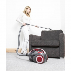 Hoover Cylinder Bagless Vacuum Cleaner - 3