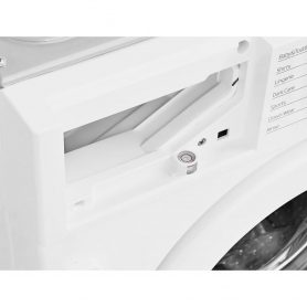 Beko Integrated 7kg 1400 Spin Washing Machine - White - A+++ Rated - 2