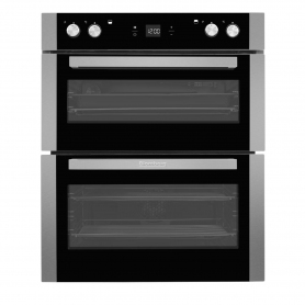 Blomberg Built In Built Under Programmable Electric Double Oven - S/Steel