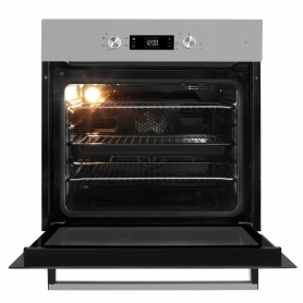 Beko Built In Electric Programmable Single Oven - Stainless Steel - A Rated - 3
