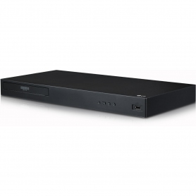 LG 4K UHD Blu Ray Player