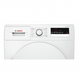 Bosch 8kg Condenser Tumble Dryer - White - B Rated - 3