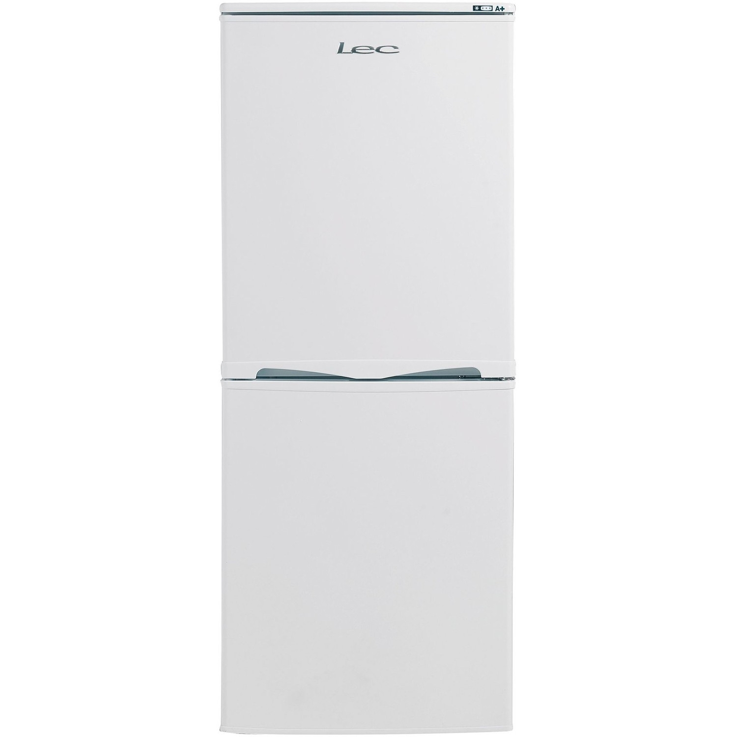 Lec 50cm Fridge Freezer - White - A+ Rated - 1