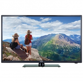 "Linsar 32"" Full HD LED TV + Built in DVD"