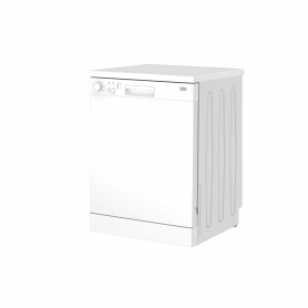 Beko Full Size Dishwasher - White - A+ Rated - 3