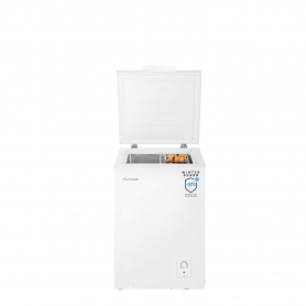 Fridgemaster 55cm 95 Litre Chest Freezer - White - A+ Rated - 1