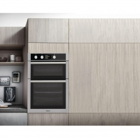 Hotpoint Built In Double Electric Oven - 1