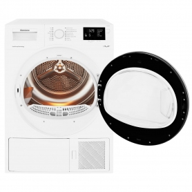 Blomberg 9kg Heat Pump Tumble Dryer - 1