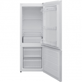 Lec 55cm Low Frost Fridge Freezer - White - A+ Rated - 1