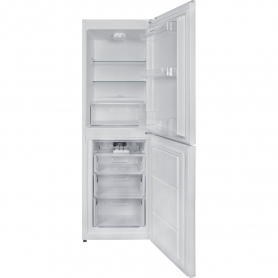 Lec 55cm Frost Free Fridge Freezer - White - A+ Rated - 1