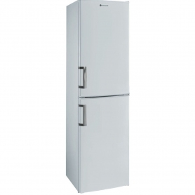 Hoover 55cm Frost Free Fridge Freezer - White - A+ Rated