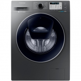 Samsung 9kg 1400 Spin AddWash Washing Machine - Inox - A+++ Rated - 4
