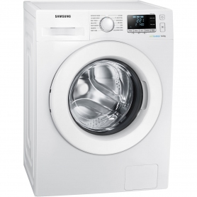 Samsung 8kg 1400 Spin Washing Machine - White - A+++ Rated - 1