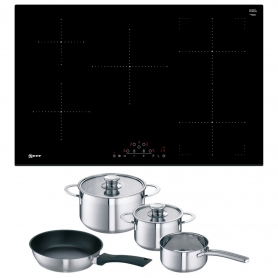 NEFF Induction Hob Plus Free Pan Set - 0