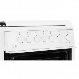 Beko 50cm Gas Cooker with Glass lid  - 6