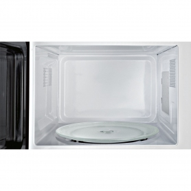 Bosch 17 Litre Microwave - Brushed Steel - 1