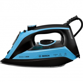 Bosch Steam Iron - Blue/Black