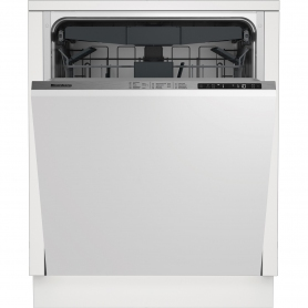 Blomberg Integrated Full Size Dishwasher - 14 Place Settings