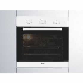 Beko Built In Electric Single Oven - White - A Rated - 2
