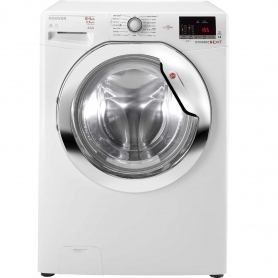 Hoover 8kg / 5kg 1500 Spin Washer Dryer - 0