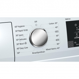 Siemens extraKlasse 8kg 1400 Spin Washing Machine - 2