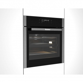 Blomberg Built In Multifunction Pyro Programmable Electric Single Oven - S/Steel - A+ Rated - 3