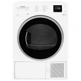 Blomberg 8kg Heat Pump Tumble Dryer - A+++ Rated - 3