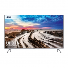 "Samsung 82"" UHD LED TV"