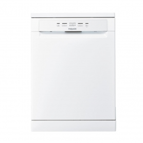 Hotpoint Full Size Dishwasher - White - A+ Rated