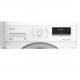 Blomberg Integrated 8kg 1400 Spin Washing Machine - White - A+++ Rated - 2