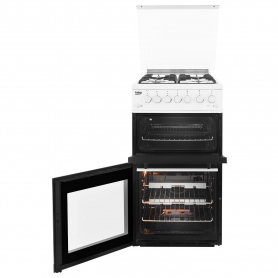 Beko 50cm Gas Cooker with Glass lid  - 3