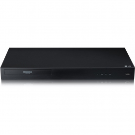 LG 4K UHD Blu Ray Player - 1