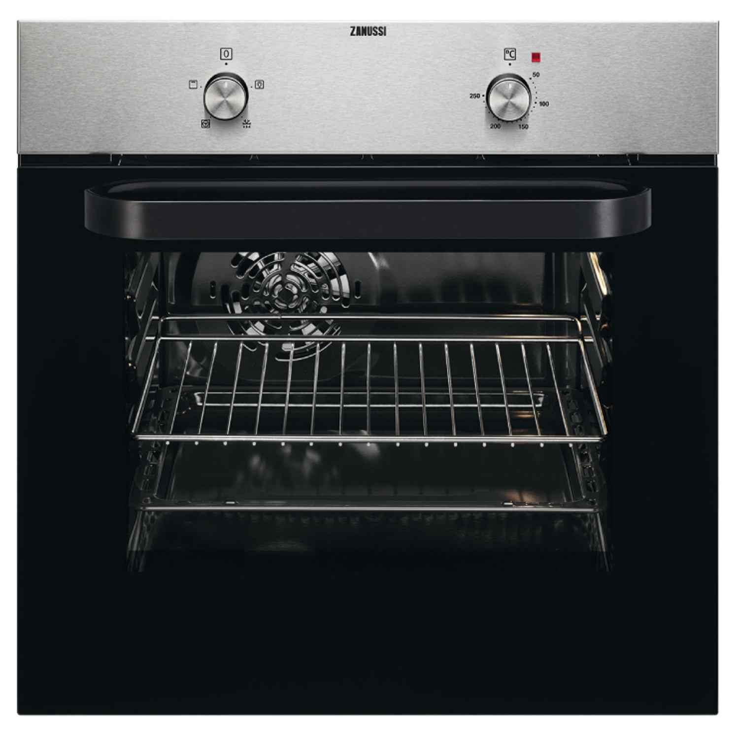 Zanussi Built In Electric Single Oven - Stainless Steel - A Rated - 0