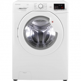 Hoover 7kg 1500 Spin Washing Machine - White - A+++ Rated