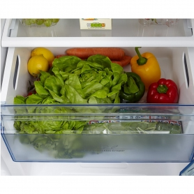 Hisense American Style No Frost Fridge Freezer - 1