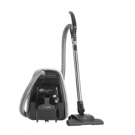 Sebo 92662GB Airbelt K1 Pro ePower Bagged Cylinder Vacuum Cleaner - Dark Grey