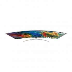 "Samsung 55"" Curved 4K QLED TV - 4"
