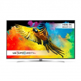 "LG 75"" Super 4K UHD LED TV"