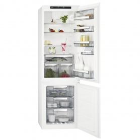 AEG Built In Frost Free Fridge Freezer
