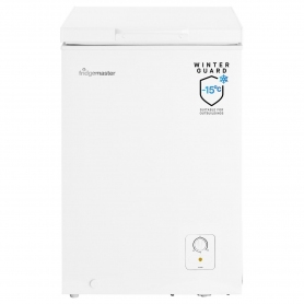 Fridgemaster 55cm 95 Litre Chest Freezer - White - A+ Rated - 2