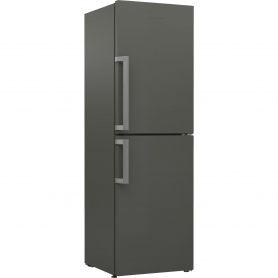Blomberg 60cm Frost Free Fridge Freezer - Graphite - A+ Rated